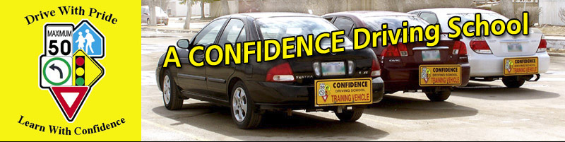 A Confidence Driving School - a Winnipeg Driving School